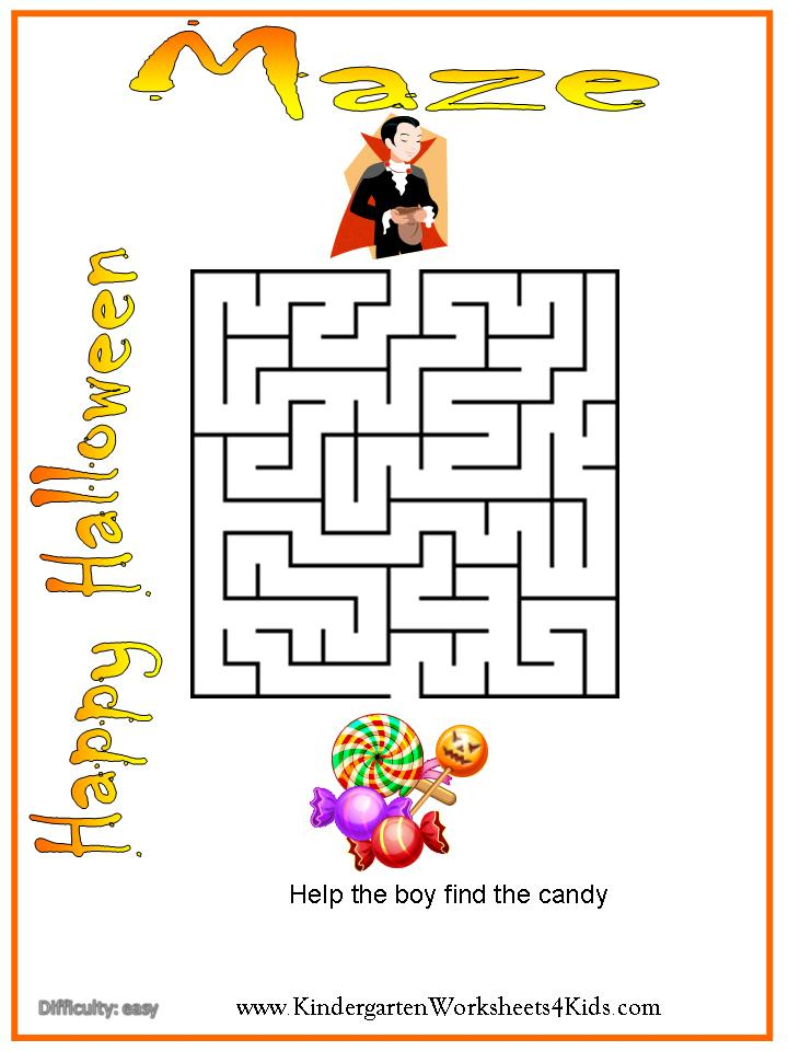 Children S Halloween Games