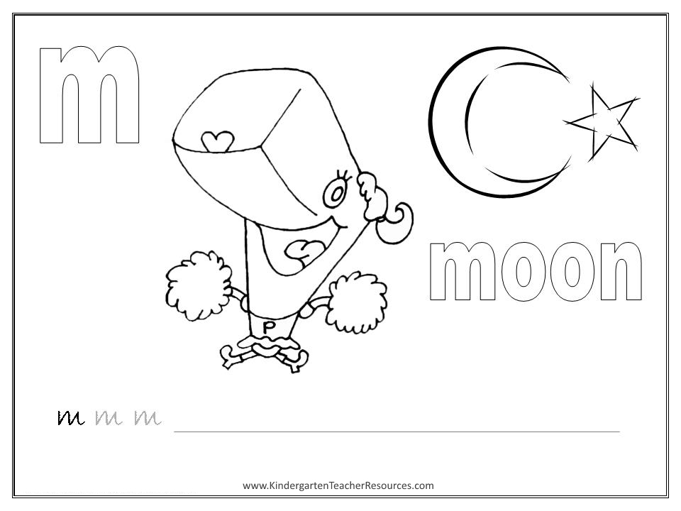 math worksheet : spongebob alphabet worksheets  lowercase letters : Letter M Worksheets For Kindergarten
