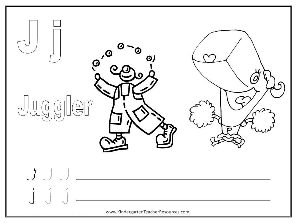 math worksheet : spongebob alphabet worksheets  uppercase and lowercase : Letter J Worksheets For Kindergarten