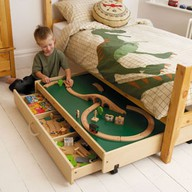 storage for kids