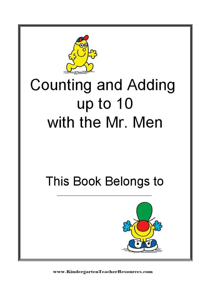 Counting and Adding up to 10 with