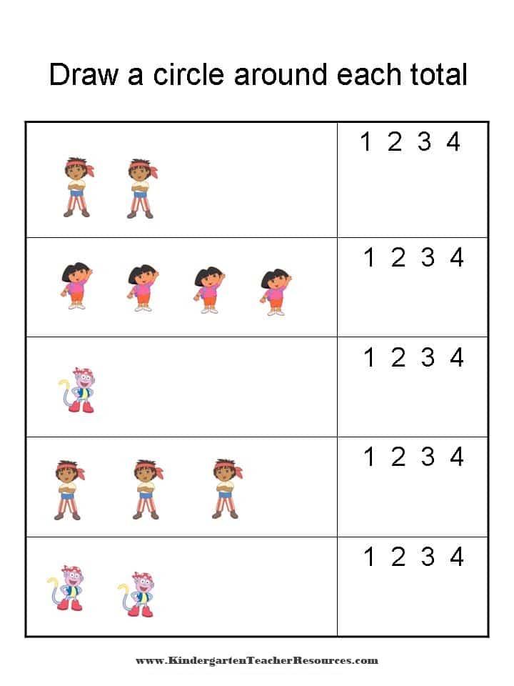 number 3 worksheets - Roho.4senses.co