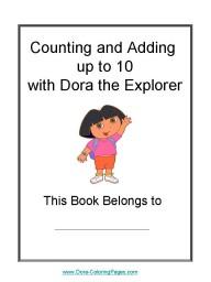 Dora Workbook