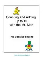 Counting and Adding up to 10 with the Mr Men