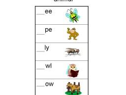 beginning sounds kindergarten worksheet