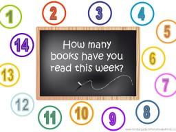 free book chart