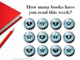 free printable book chart