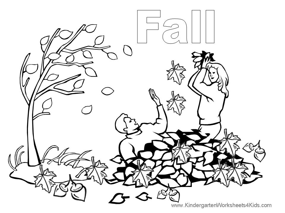 Fall Coloring Pages Coloring Pages For Autumn