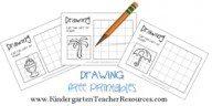 Teach kids how to draw