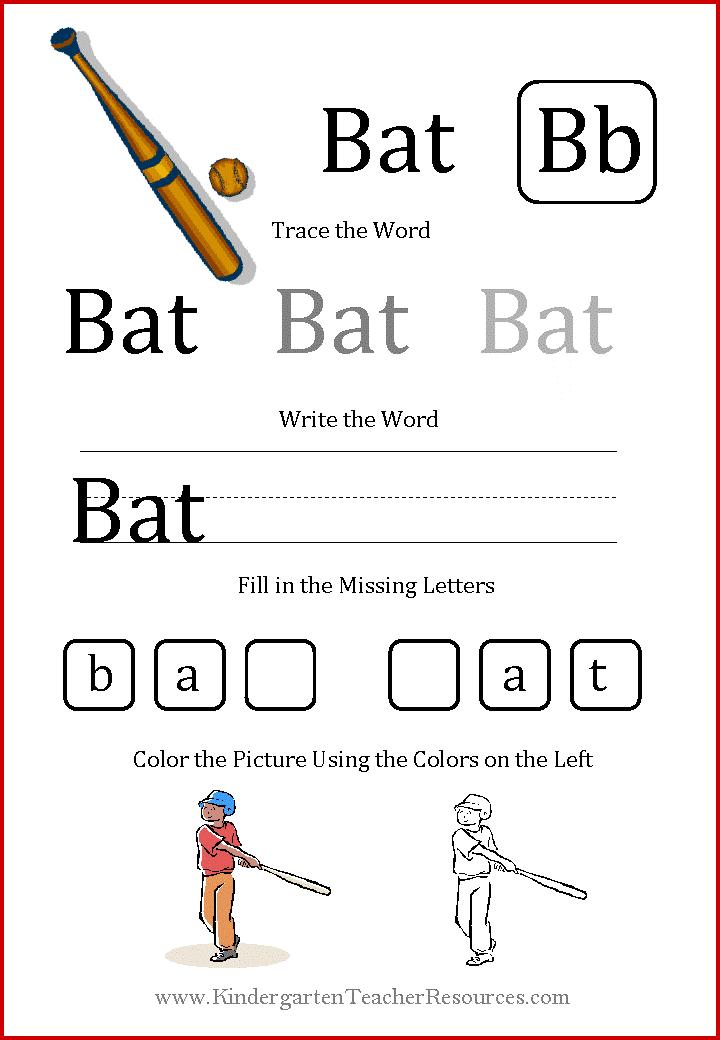 Worksheets with Short Vowels – Short I Worksheets