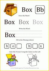 Printable short vowel worksheets
