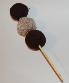 Truffles on a stick