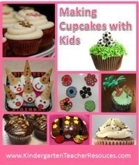 Making Cupcakes with Kids